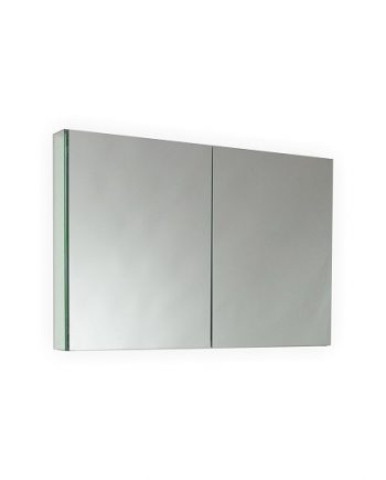 "40"" Wide Tona Bathroom Medicine Cabinet w/ Mirrors"