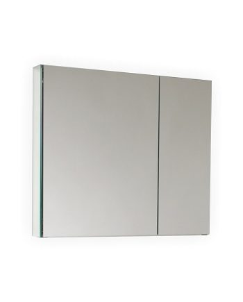 "30"" Wide Tona Bathroom Medicine Cabinet w/ Mirrors"