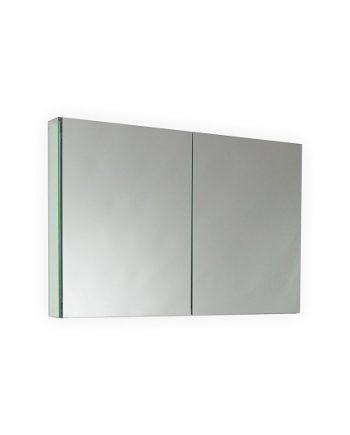 "48"" Tona Wide Bathroom Medicine Cabinet w/ Mirrors"