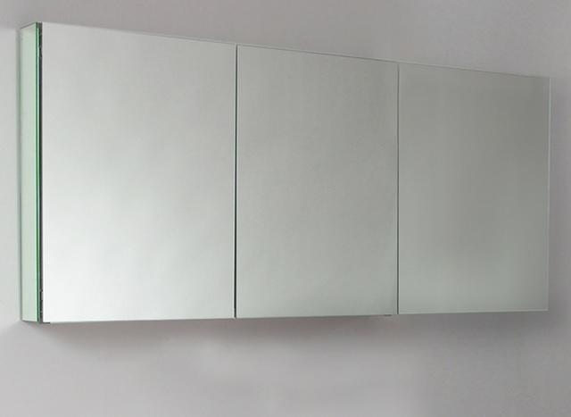 60 Quot Wide Tona Medicine Cabinet W Mirrors