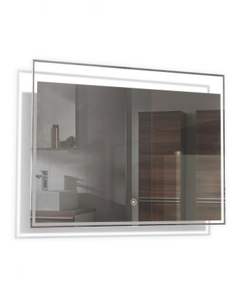 36″ Twinkle LED Mirror
