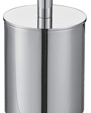 Aqua Rondo Cotton Dispenser - Chrome